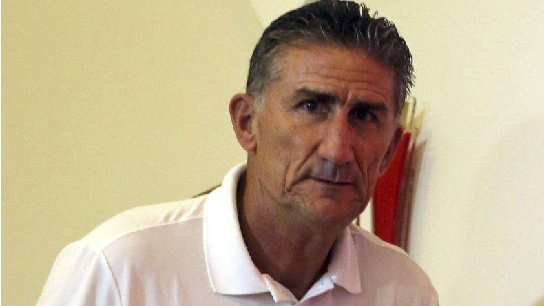 Edgardo Bauza es otro de los nombres para convertirse en nuevo DT de la selección argentina de fútbol.