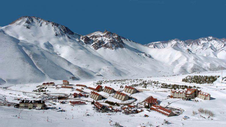 Los lujos del centro  de esquí Las Leñas