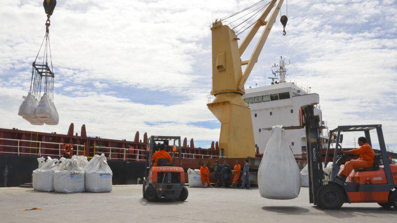 Los puertos patagónicos necesitan la mantención de los reembolsos para fortalecer su competitivad.