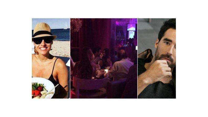 Pampita y Nacho Viale, ¿juntos en Ibiza?: todas las fotos
