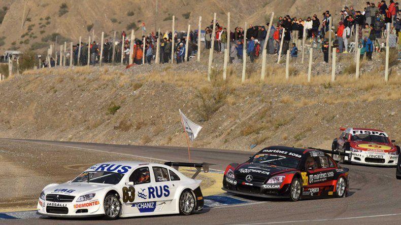 Josito Di Palma y Néstor Girolami se  llevaron las finales de la Top Race V6