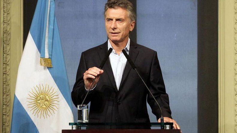 Macri minimizó el tarifazo de luz, agua y gas tildándolo de pequeños cambios