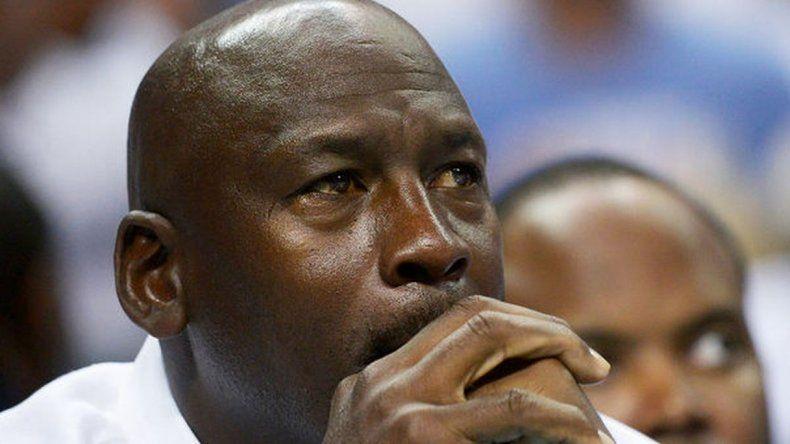 Michael Jordan contra el racismo en EE.UU.