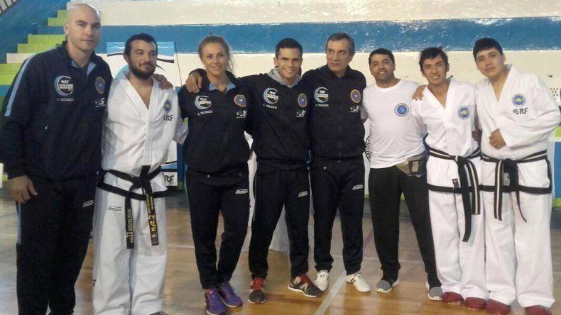 El Grupo Sur del Centro Argentino de Taekwondo continúa a paso firme y crece año tras año.
