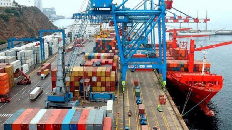 El INDEC brindó datos sobre el intercambio comercial del país en el primer semestre.
