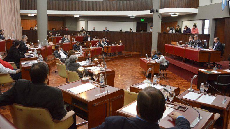 Los diputados chubutenses aprobaron un pedido al Congreso para que la Patagonia tenga una tarifa diferencial en el servicio de gas natural.