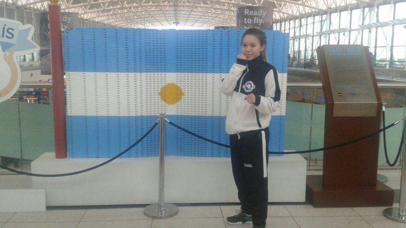 ¡Leila Ramos se consagró campeona Mundial!