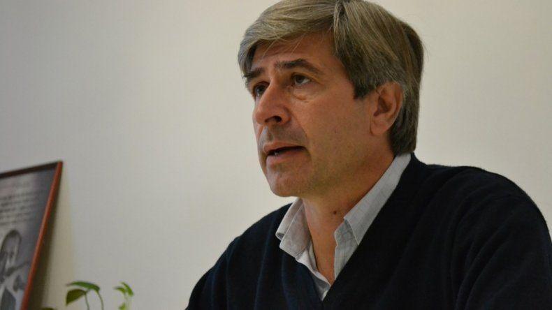 El diputado radical Hugo Marcucci presentó el proyecto.