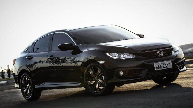 Así es el nuevo Honda Civic que llegará a la Argentina