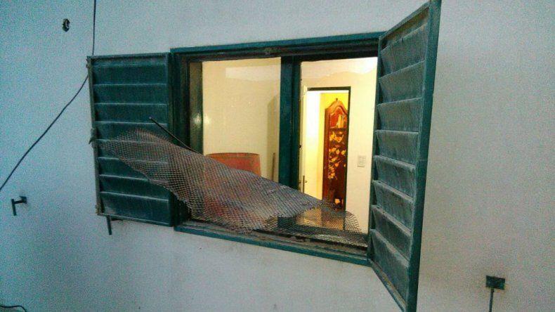 Desvalijaron la casa de un referente de personas con discapacidad en Comodoro