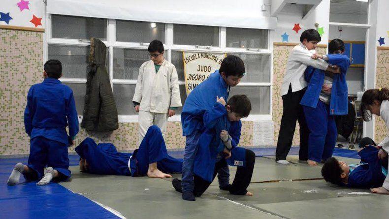 El judo municipal tendrá esta tarde una cita por demás importante en el gimnasio municipal 2.