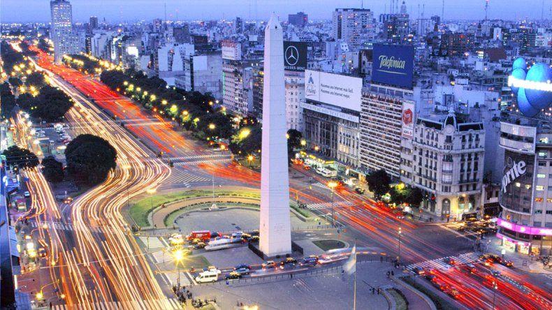 Argentina es segunda en Sudamérica en cantidad de arribos