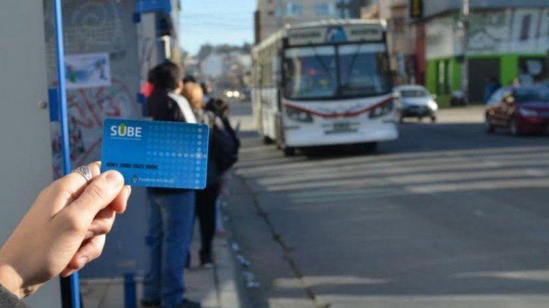 A partir del próximo lunes el municipio nominará las tarjetas SUBE