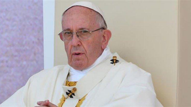 El Papa denunció los índices de desocupación significativamente altos