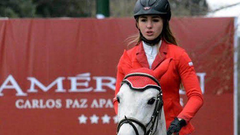 Valentina Tartaglia se clasificó para el Sudamericano de Brasil
