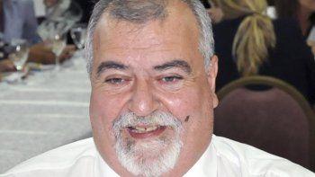 El subsecretario de Recursos y Servicios Auxiliares del Ministerio de Educación, Carlos Plantey.