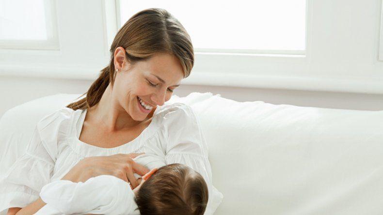 Sólo el 40% de los bebes de 6 meses reciben leche materna como alimentación exclusiva