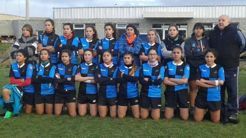 El conjunto de Calafate RC será uno de los equipos que disputará el 1er torneo femenino.