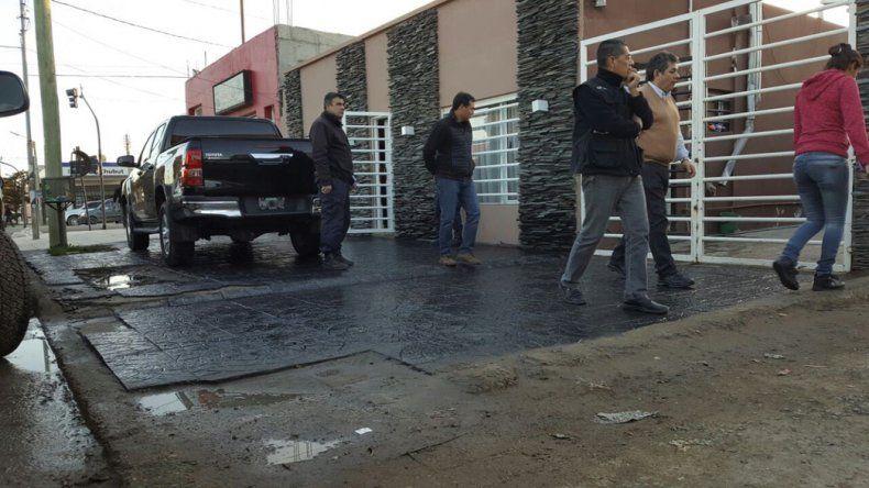 Personal de la subsecretaría de Fiscalización del municipio realizó controles en las agencias de autos.