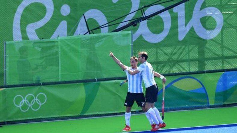 Los Leones igualaron contra la selección candidata Holanda