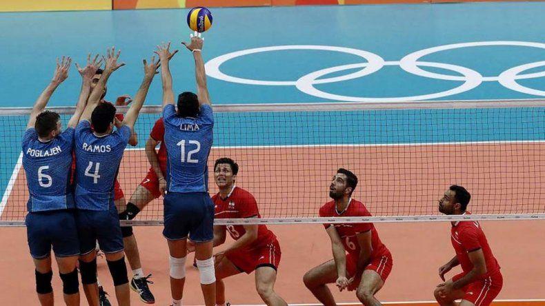 El voley argentino arrancó con un enorme triunfo ante Irán