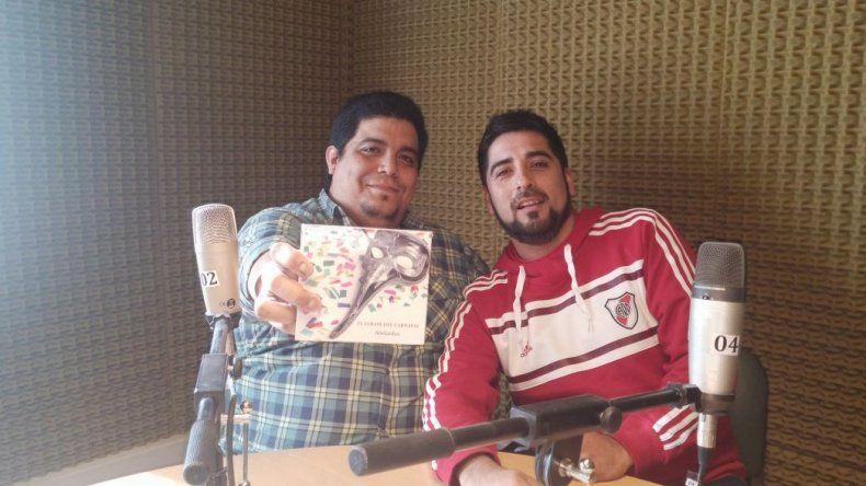 Abelardos mostró su nuevo material en Patagonia Pop