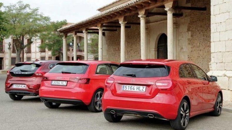 Un auto premium cuesta casi lo mismo que un nacional tope de gama