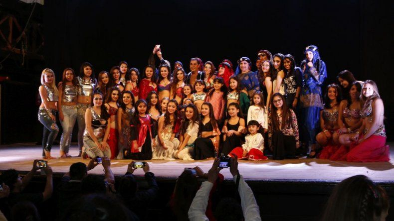 Se desarrollará el quinto festival de Danzas Árabes en la ciudad