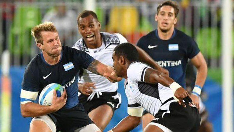 Los Pumas cayeron ante Fiji y van por la recuperación contra Brasil