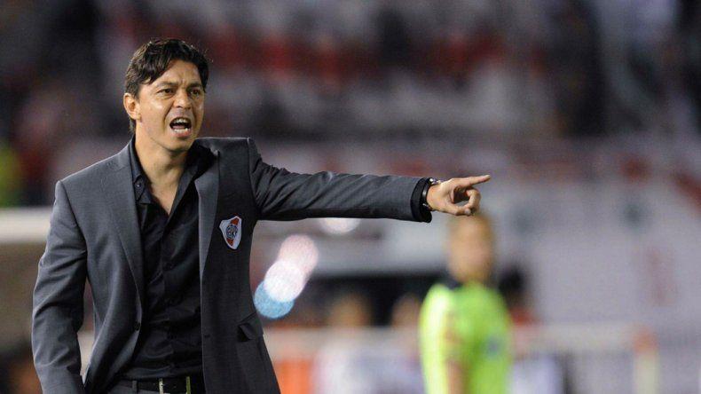 Marcelo Gallardo prepara el equipo para el amistoso que jugará el viernes ante un equipo del ascenso.