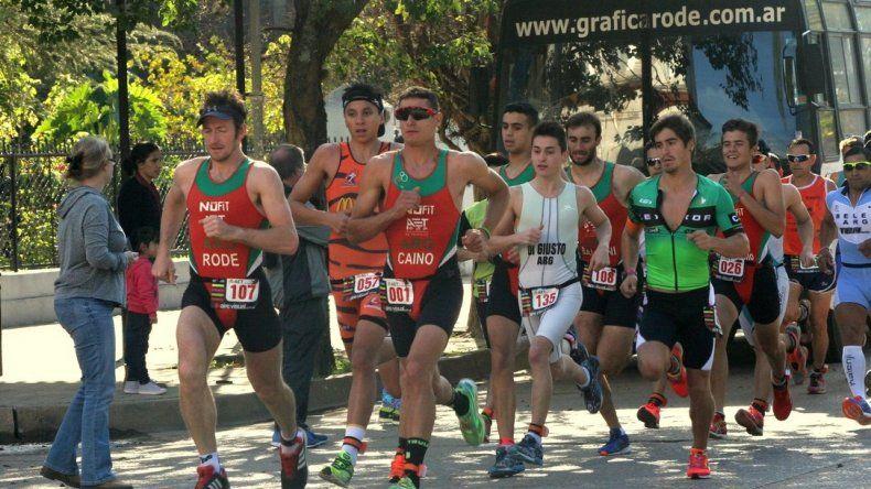 Comodoro será sede del Argentino Infanto Juvenil de Duatlón