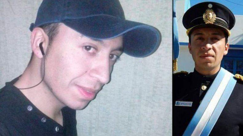 Encontraron el cuerpo del policía desaparecido Lucas Muñoz