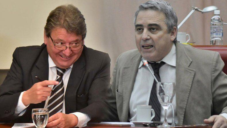 Víctor Cisterna denunció un boicot de los legisladores del FpV. Javier Touriñan