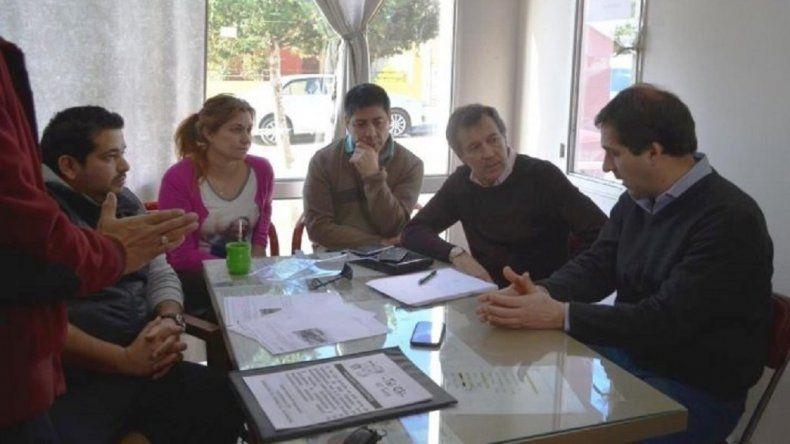 En el barrio Saavedra invertirán en obra pública y en seguridad