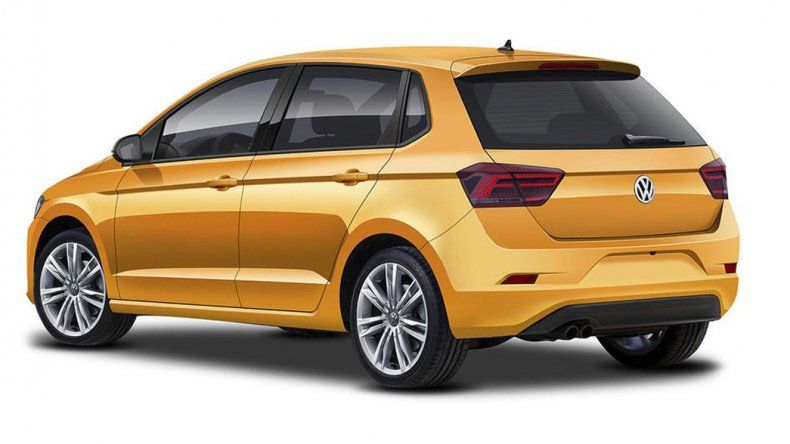 Volkswagen ya prueba el nuevo modelo Gol en Brasil