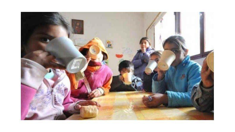 Reciben colaboraciones para festejo del Día del Niño en un merendero