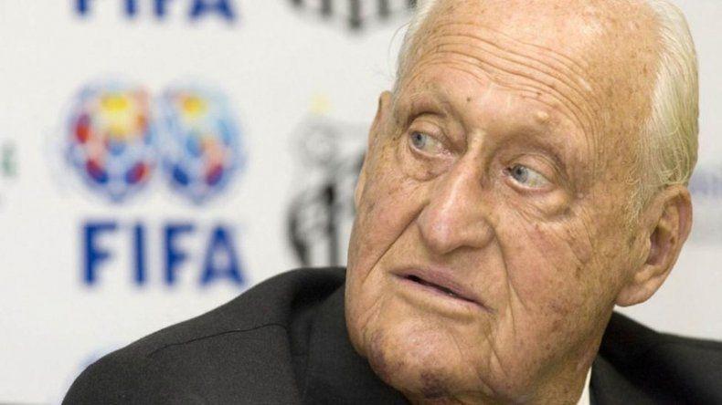A los 100 años murió Joao Havelange, ex presidente de la FIFA