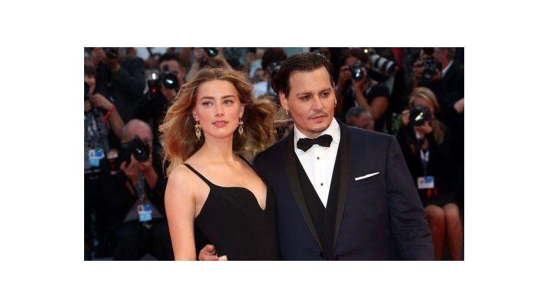 Tras la aparición de un video violento, Johnny Depp le pagará 7 millones de dólares a su ex