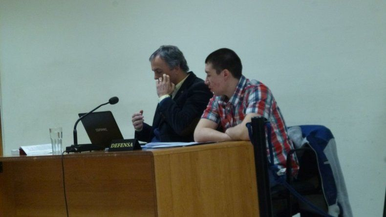 El lunes se sabrá si confirman la sentencia a Cristian Rua