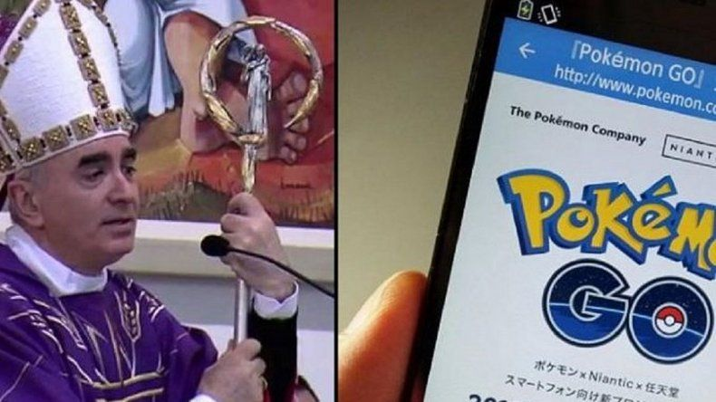 Un obispo contra Pokémon Go: Son una fábrica de cadáveres andantes