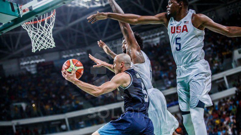Estrellas de la NBA sorprendidos por el público argentino
