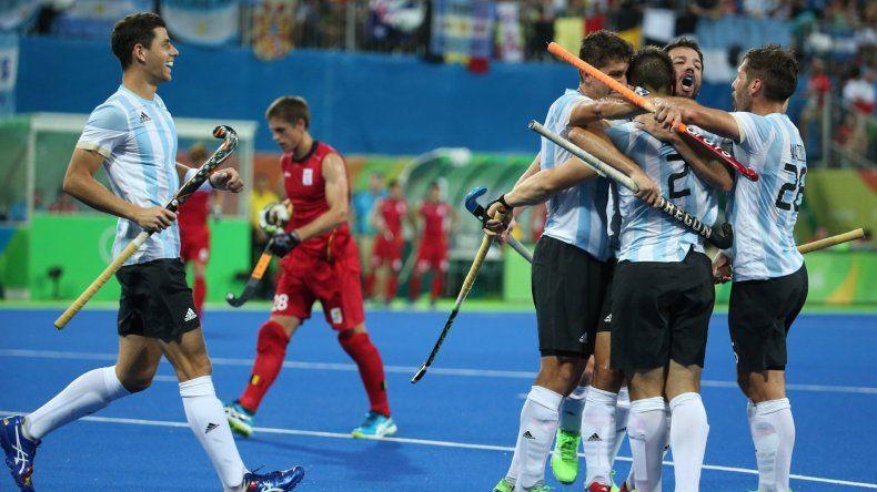 ¡Los Leones ganaron 4 a 2 y son campeones olímpicos!