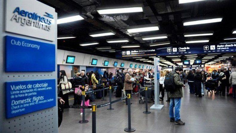 Pilotos de Aerolíneas Argentinas acataron la conciliación obligatoria