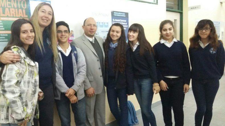 Escuelas de Chubut buscan un lugar en la Olimpíada Argentina de Biología