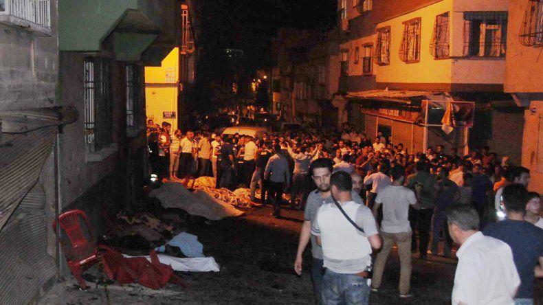 El ataque se produjo el sábado en el sur del país.