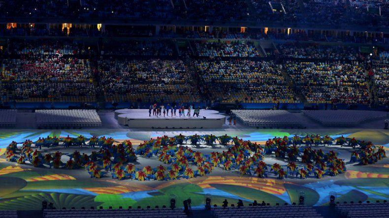 Los Juegos Olímpicos 2016 se clausuraron anoche con una fiesta de mucha música y color.
