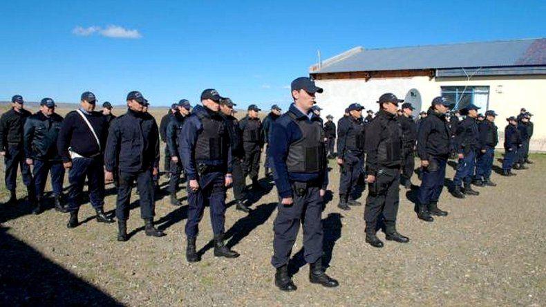 Más de 300 policías desaprobaron el test psicológico y no pueden usar las armas