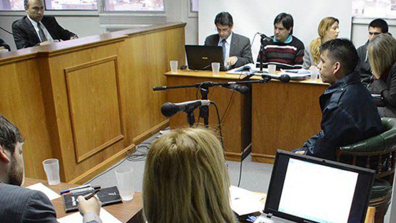 El juicio que se desarrolla en los tribunales de Trelew.