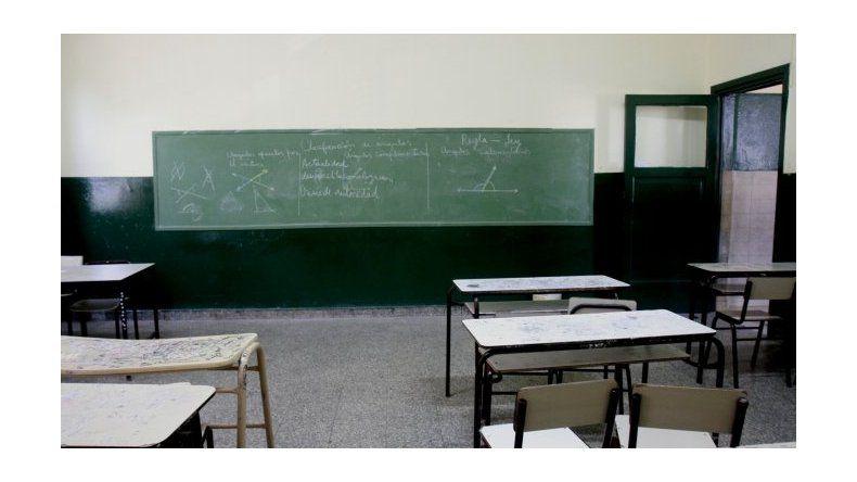 Paro nacional docente por la reapertura de las paritarias