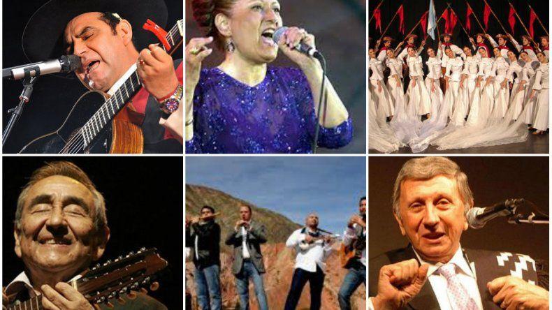Entregaron Distinción de Honora reconocidos artistas folklóricos
